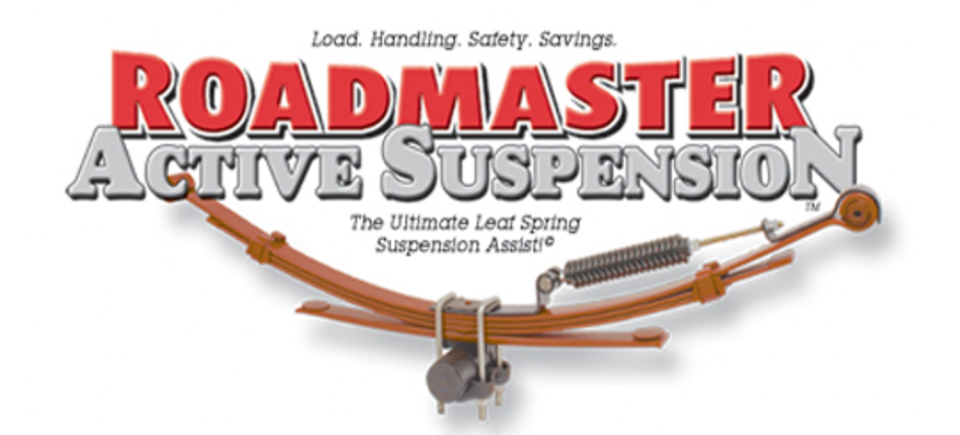 ROADMASTER ACTIVE SUSPENSION™